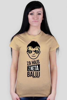 Koszulka damska - Baluj!