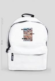 nie pękaj - plecak mały