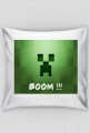 Poszewka Minecraft BOOM