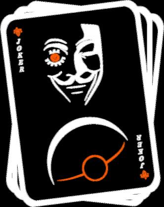 Jocker (czarna)