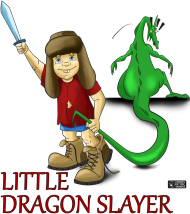 Little dragon slayer