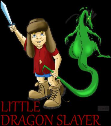 Little dragon slayer
