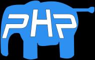 Przypinka PHP MODERN