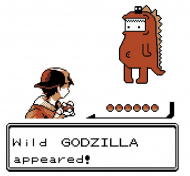 Godzilla - Pokemon