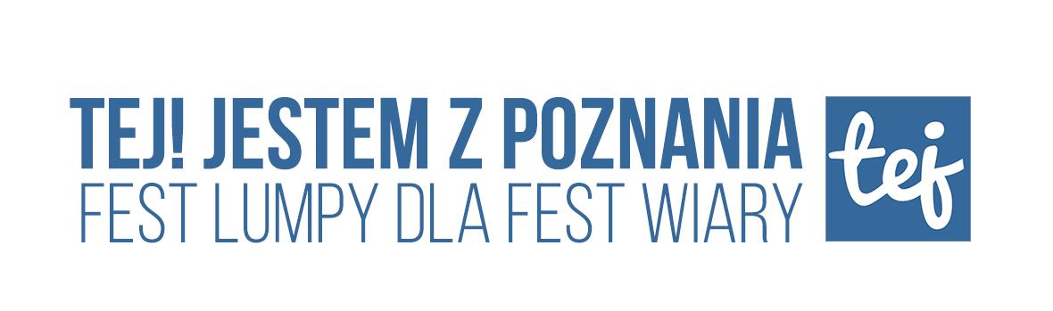 Tej jestem z Poznania!